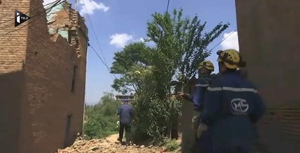 Mission Népal: le reportage d'i-télé sur le travail de notre équipe