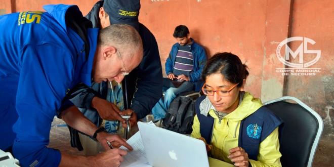 Népal : Nos actions en image