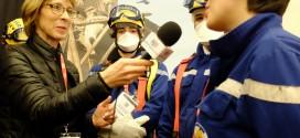 Vidéo | Secours Expo 2016, l'atelier de recherche en décombres