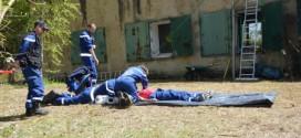 PRESSE   Aisne: ils forment des secouristes dans l'ancien QG d'Hitler