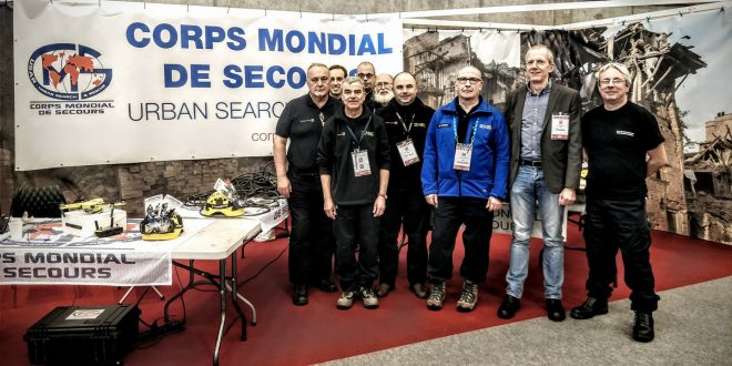 Secours Expo 2018 : nous y sommes !