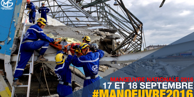 Manoeuvre Nationale 2016