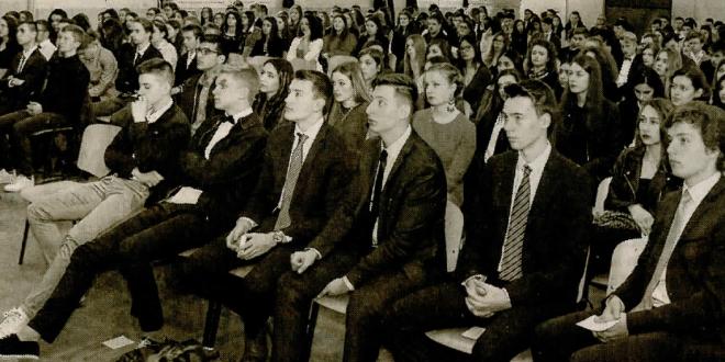 PRESSE | Le CMS-USAR devant les élèves du Lycée Saint-André de Colmar