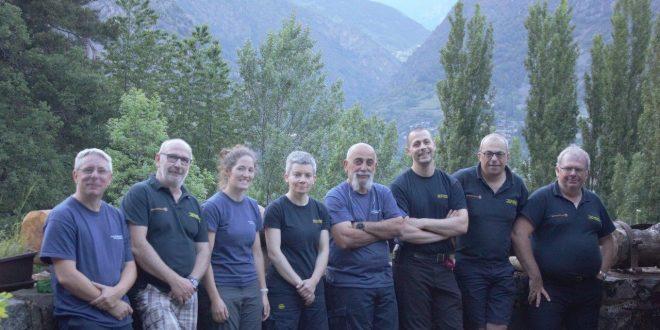 Un nouveau terrain de stage en Andorre